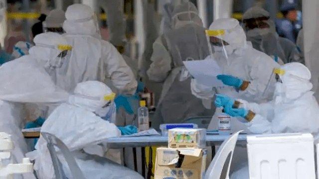 नई दिल्ली: इंडिया में कोरोना संक्रमितों की संख्या 5020360 पहुंची, 3942361 लोग ठीक हुए, 82066 की मौत