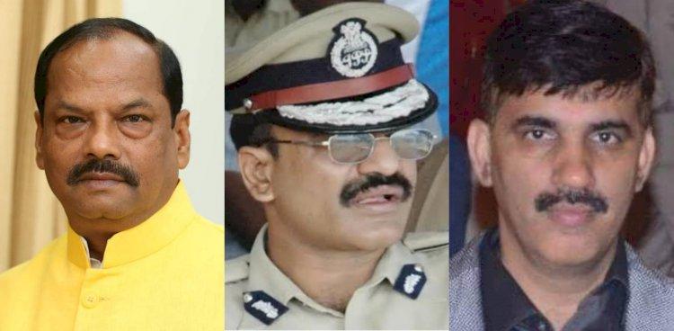 झारखंड:एक्स सीएम रघुवर दास, एडीजी अनुराग गुप्ता और तत्कालीन सीएम के सलाहकार अजय कुमार पर चलेगा पीसी एक्ट का केस