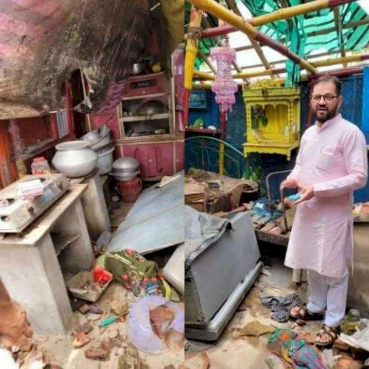 पश्चिम बंगाल: हिंसा की जांच कर रही है NHRC की टीम के सदस्यों के साथ जादवपुर में बदसलूकी, बीजेपी समर्थकों के 40 घर मिले टूटे