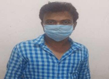 जमशेदपुर: रेप का आरोपी मिनिस्टर एक्स ड्राइवर अरेस्ट,गया जेल