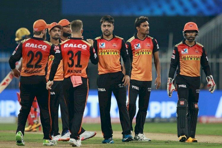 IPL 2020 RCB vs SRH: हैदराबाद ने बैंगलोर को पांच विकेट से हराया, मुंबई ने दिल्ली को हराया