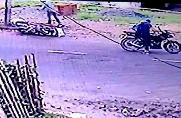 मुजफ्फरपुर में दिनदहाड़े प्रोपीर्टी डीलर नवल सिंह को गोलियों से भूना, क्रिमिनलों ने ओवरटेक कर रोका और खाली कर दी दो पिस्टलें